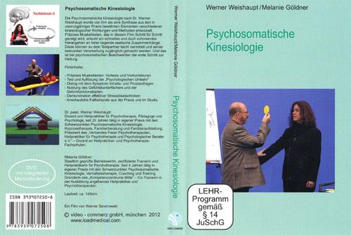 Lehrvideo psychologische Kinesiologie